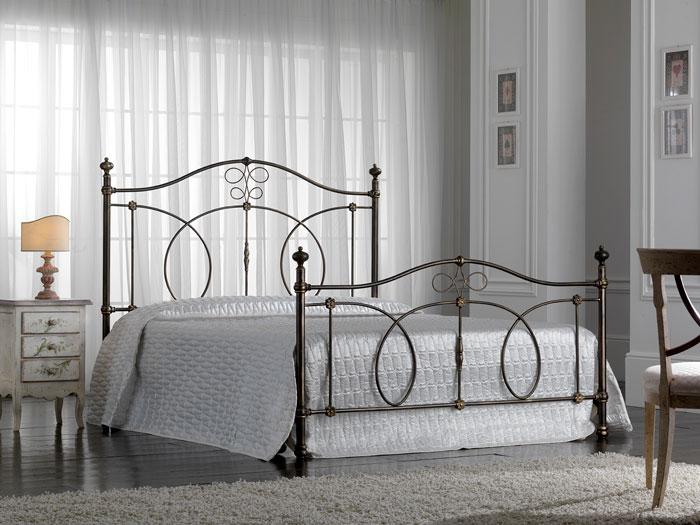 letto classico giada