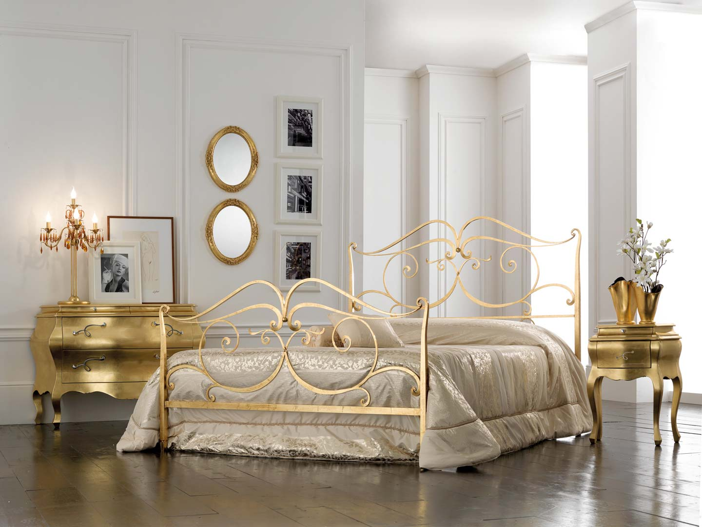 letto david florentia bed